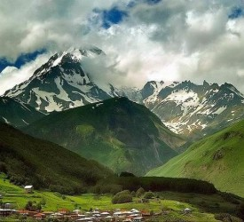 tours in kazbegi